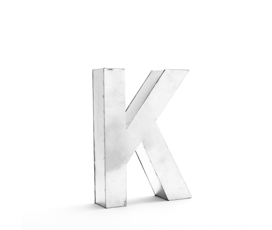 Seletti objects metalvetica alphabet hanging typefaces 01410 k 4
