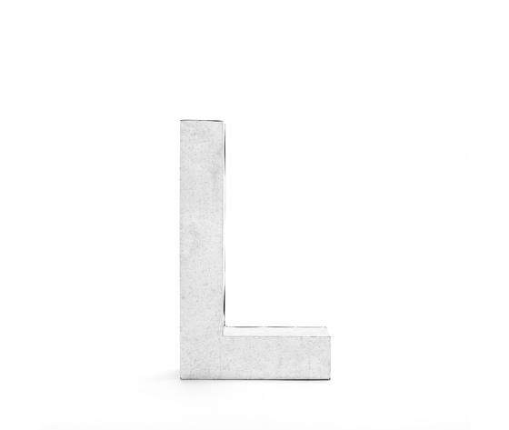 Seletti objects metalvetica alphabet hanging typefaces 01410 l 3