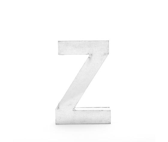 Seletti objects metalvetica alphabet hanging typefaces 01410 z 1