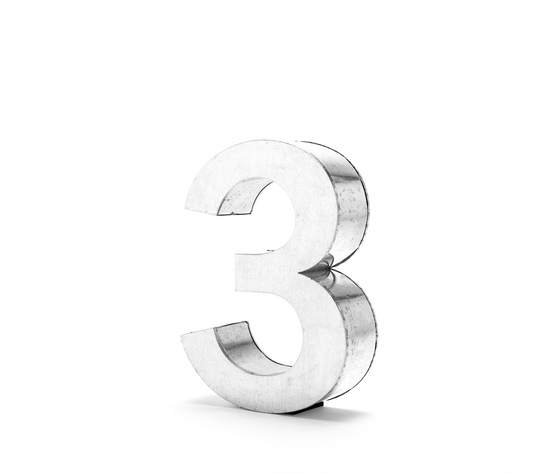 Seletti objects metalvetica alphabet hanging typefaces 01410 3 3