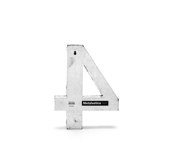 Seletti objects metalvetica alphabet hanging typefaces 01410 4 1 1
