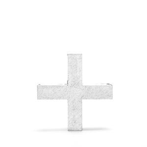 SIMBOLO IN METALLO METALVETICA   + , design seletti