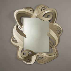 Specchio da parete Penelope, Design Arti e Mestieri