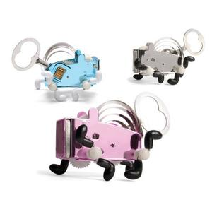 Critter insetto animato Mini Robot Mod. Pea Wind Up Marca Kikkerland
