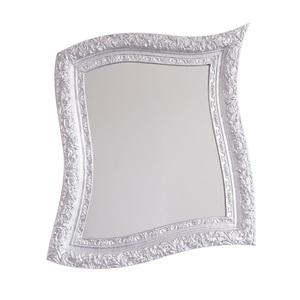 Specchio da soggiorno ingresso camera in ferro modello elegante Neo-Barocco arti e Mestieri metoo-design roma