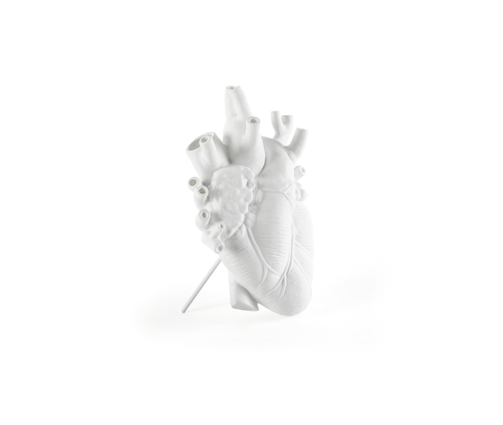 Seletti marcantonio hear vase love love in bloom 099201