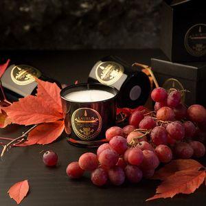 Fragranza Oro Rosso : Uva ,Frutti di Bosco , melograno