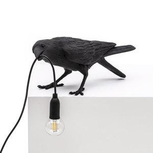 Lampada da Tavolo Bird Lamp ,Playing Black marca Seletti