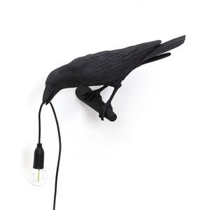 Lampada da Tavolo Bird Lamp ,Looking Black marca Seletti