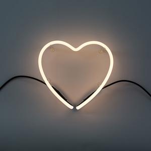 """Lampada  Neon Art forma di """" Cuore"""""""