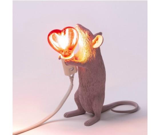 Mouselamp love san valentino seletti