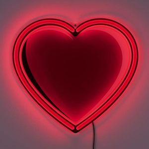 "Lampada da parete  ""Heart  Led Lamp "" Studio Job - Seletti"