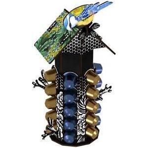 Porta Cialde Casetta Uccellino Mihounspected Design