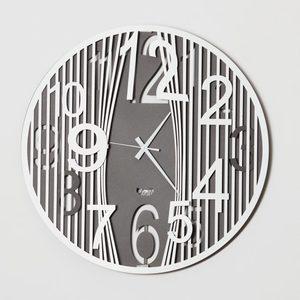 Orologio da parete dal design moderno Evasion