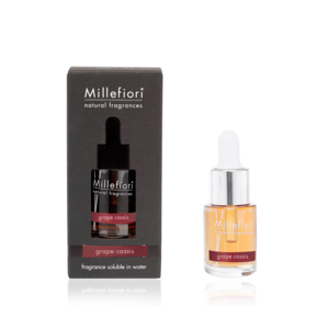Fragranza Idrosolubile Da 15Ml Grape Cassis, Millefiori Milano