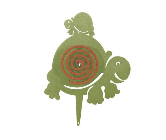 Porta zampirone tartaruga da vaso 11047 c07