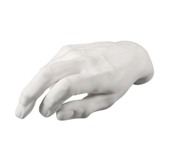 Decorazione memorabilia mvsevm mano uomo bianco madeindesign 307054 original