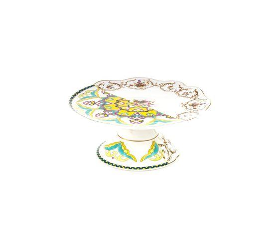 Seletti 09765 hybrid leandra alzata per torte in porcellana %281%29