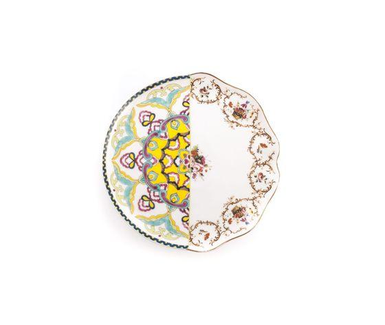 Seletti 09765 1 hybrid leandra alzata per torte in porcellana
