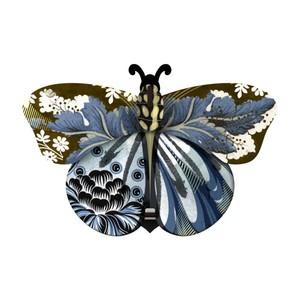 Insetto Decorativo Da parete Farfalla Specchio Abigaille Design Miho