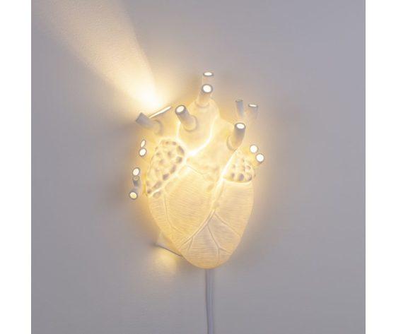 Heart lamp cuore selettidesign