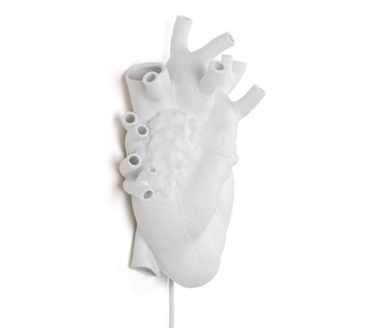 Lampada design cuore seletti