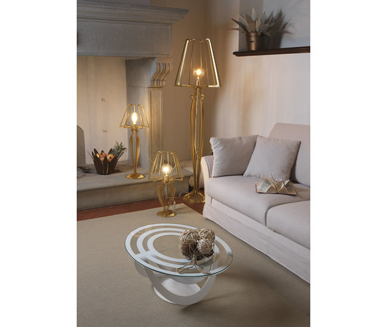 Lampada minerva terra salotto 3127