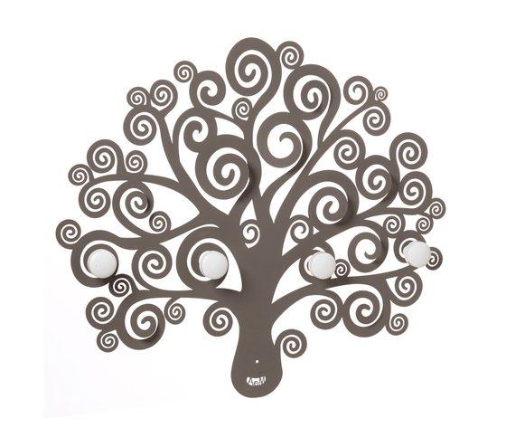 Appendiabiti albero della vita fango