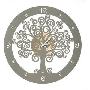 Orologio Portafortuna Grande Albero della Vita Arti e Mestieri metoo-design roma