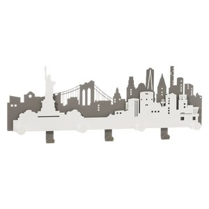 APPENDIABITI DA PARETE Modello  N.Y.C  New York City Marca Arti e Mestieri