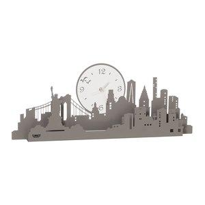 Orologio DA PARETE Modello  N.Y.C  New York City Marca Arti e Mestieri
