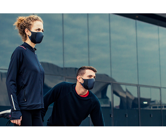 Active mask runner coppia spot 616