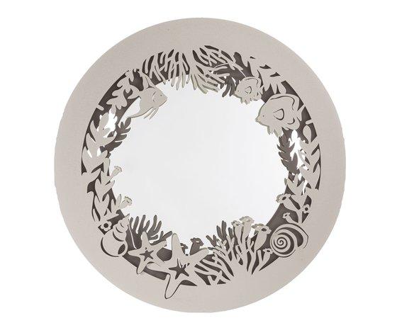 Specchio fango ed avorio
