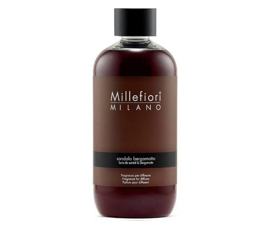 Fragranza sandalo e bergamotto millefiori milano
