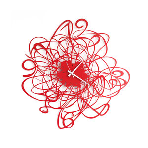 Orologio Design Moderno Doodle da Parete Marca Arti e Mestieri