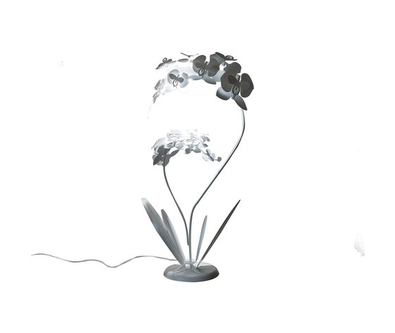 Lampada orchidea grande
