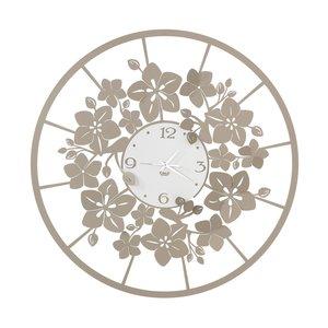 orologio Moderno riomantico Fior di Loto Arti e Mestieri shopping Metoo-design