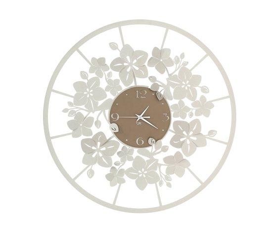 Orologio da parete fior di loto 3304 c103