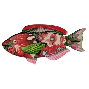 "Trofeo Eco Friendly Pesce ""Abracadabra"""
