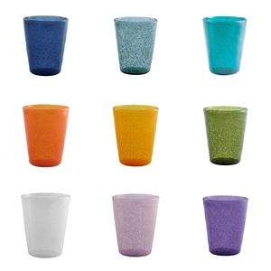 Bicchieri  da Acqua / Vino Colorati Tumbler Sintetici Memento Synth  Marca Emporio Zani