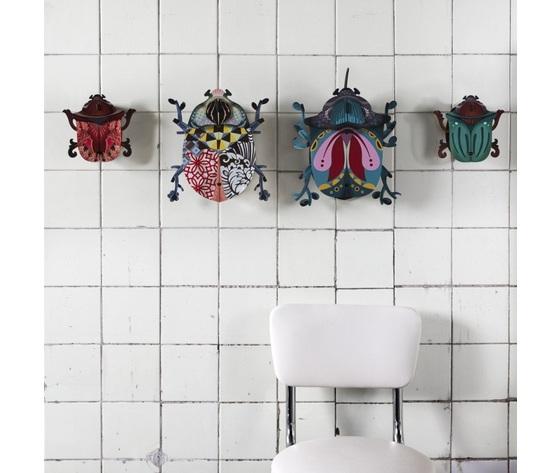 Vendita insetti trofei parete miho