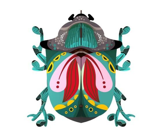 Paul scarabeo eco miho