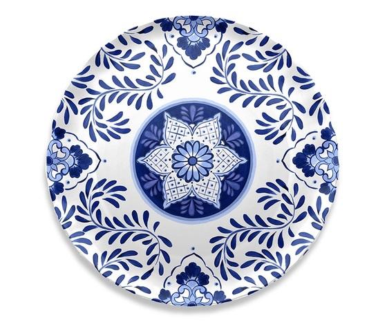 Santorini %e2%80%a2 touch mel %e2%80%a2 round platter