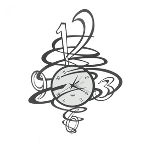 Orologio da Parete Con Vento Dinamico mod. Tornado Marca Arti e Mestieri