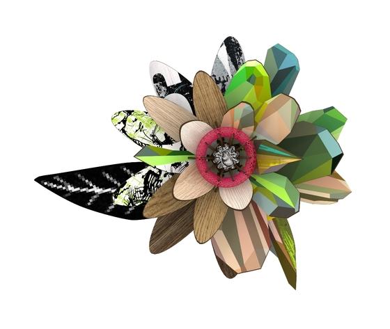 Flower234 rayoflight fiore miho