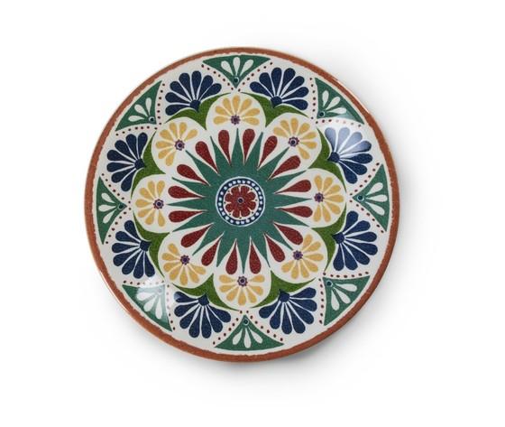 Piatto piano linea porto ceramica