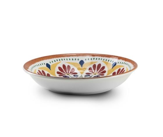 Piatto fondo emporio zani ceramica