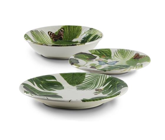 York 18 pz ceramica forte tropical