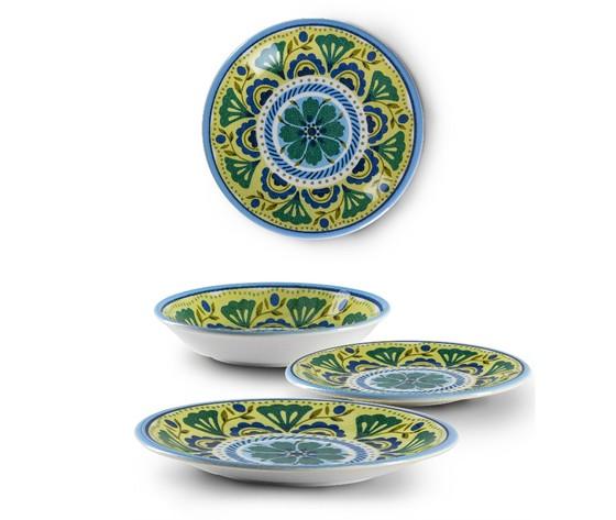 Servizio ceramica 18 pz london