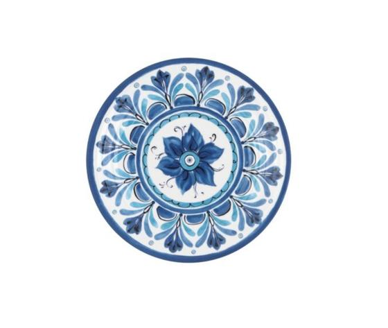 Ezset18cer havana blu   havana blu piatto piano emporio zani